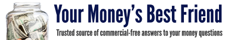 Return to the Your Money's Best Friend website home page