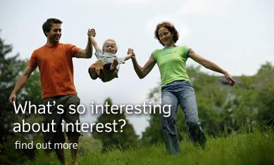 What's so interesting about interest? Click here to find out more.